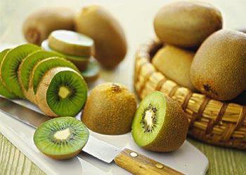 桂花獼猴桃醬與果仁油膠囊加工制作