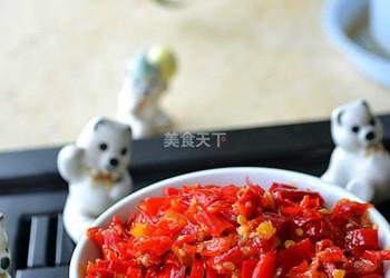 廚藝:自制甜辣醬的手工做法