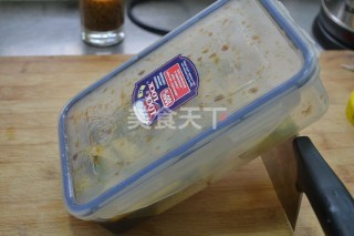 廚藝:蘿卜皮泡菜的手工自制做法