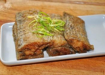 自制(圖文)五香熏帶魚的手工方法