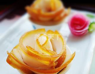 手工自制一品玫瑰酱方的方法(图文)