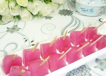 (图示)胭脂冰块的手工制作-怎么自制胭脂冰块