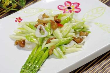 蘆筍的廚藝做法有哪些?(膳食營養)