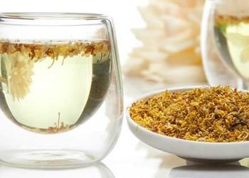 桂花茶的食用功效與作用及禁忌(農產知識)