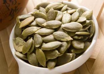 南瓜子的食用功效與作用(飲食養生)