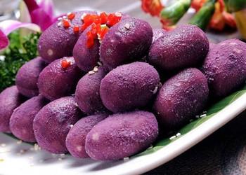紫薯的營養價值介紹(飲食養生)