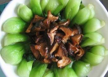 香菇油菜的八种常见做法(膳食营养)