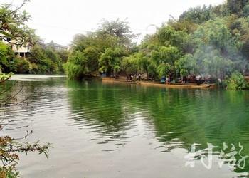 休閑農業:烏當漁洞峽秀園農家樂介紹(貴州農莊)