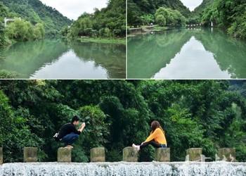 休閑農業:情人谷情人河園農家樂介紹(貴州農莊)