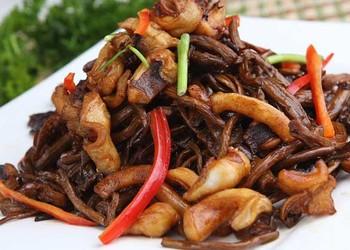 食用菌:茶樹菇的食用功效與作用