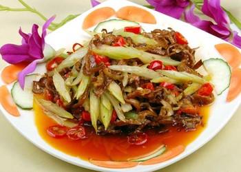 蔬菜:芹菜的做法大全(农产烹制)