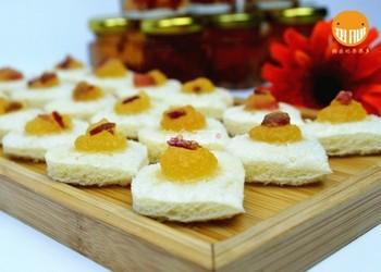 圖示手工:玫瑰蘋果果醬的自制做法