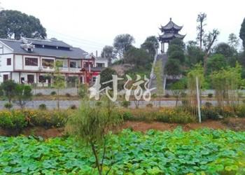 贵州农庄:遵义县龙坑镇八里印象农庄