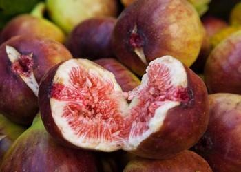 農產品:無花果的食用功效作用及食用方法
