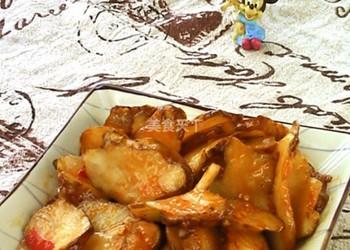 農產加工:辣醬腌洋姜的手工做法(圖文)