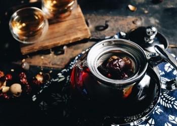 飲品:紅棗桂圓枸杞茶的手工制作方法