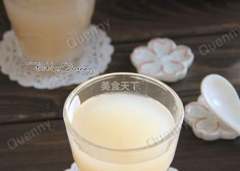 圖示制作蜂蜜甜梨汁的方法-自制蜂蜜甜梨汁