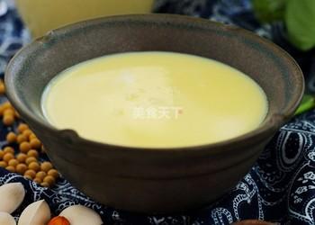 (飲品)白果豆漿的手工制作教材