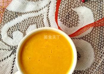 菊花枸杞熟豆豆漿(飲品)的圖解做法