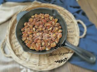 自制五香蚕豆的图示自制做法