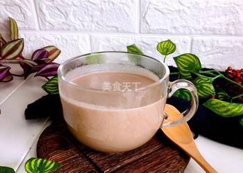 补肾豆浆的图示做法-怎么做补肾豆浆?