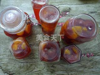 橘子山楂罐頭的手工制作(圖文演示)