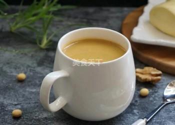 核桃红枣豆浆的家庭自制做法(图示)
