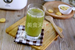 美容润肺蔬果汁的家庭自制做法(图)