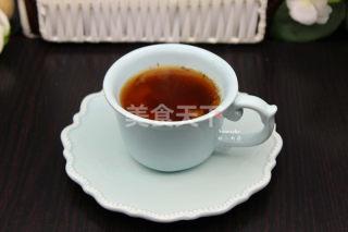 雪菊山楂茶的手工做法(圖文演示)