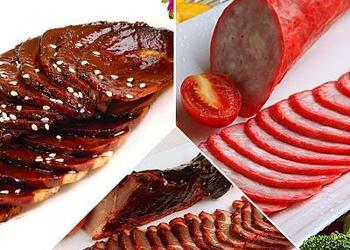 肉制品专题:叉烧牛肉制作工艺方法