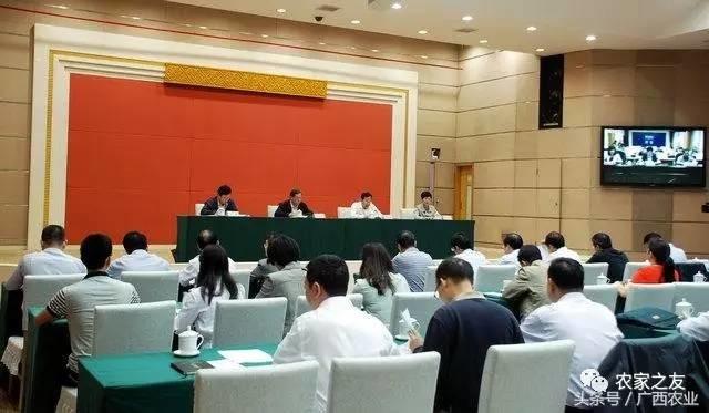 解讀2017年廣西農業招商引資活動五大關鍵詞