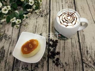 咖啡拉花的廚房自制做法(圖解)