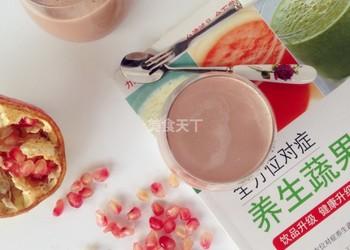 酸甜石榴汁的自制做法(圖示)