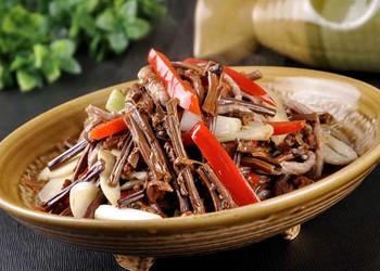 蔬菜:蕨菜的營養價值(膳食養生)