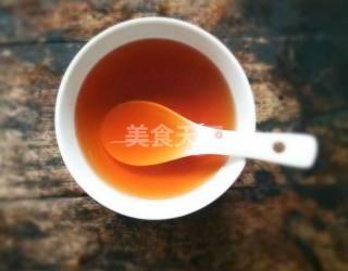 飲品:燉馬蹄紅糖水的手工自制(圖文)