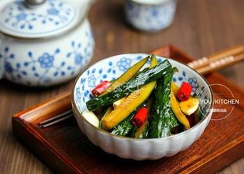 手工制作農家醬黃瓜-怎么做醬黃瓜?