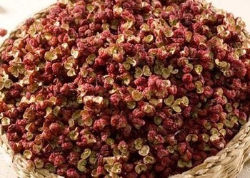 飲食健康:花椒的食用功效與作用及禁忌
