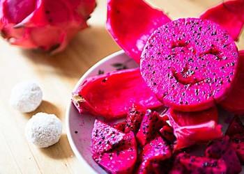 火龙果的食用功效与作用及禁忌(果品营养功效)