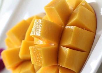 果品:芒果的食用功效、作用及禁忌