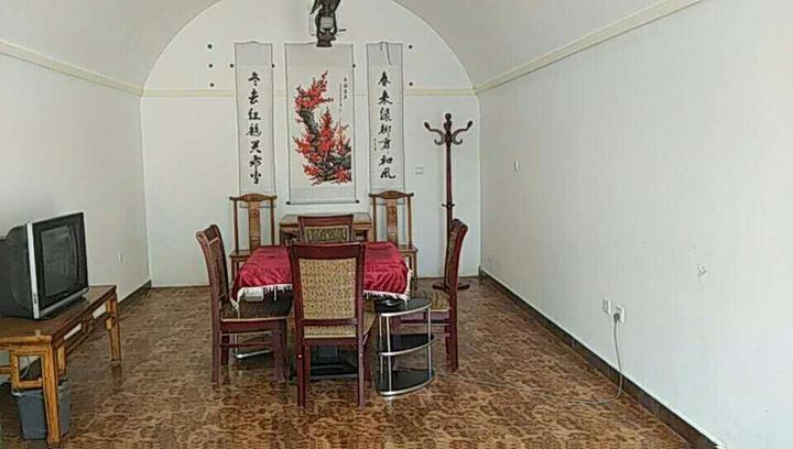 陕北窑洞内部装修图片