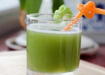 苦瓜汁的功效与作用及禁忌(膳食营养)