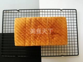 图文教你手工制作奶茶吐司toast