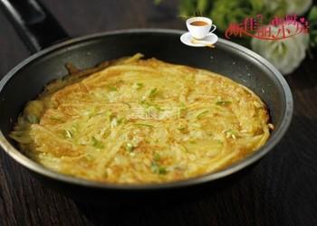 【图文】土豆丝饼的做法-怎么做土豆丝饼