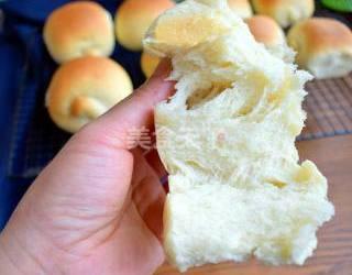 """怎樣手工自制""""椰漿小面包""""(烘焙食品)?"""