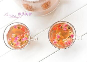 飲品飲料-玫瑰花茶的做法【圖文】