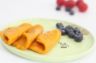 自制軟糯香甜南瓜餅的手工做法(圖示)
