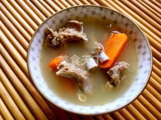 汤羹:清炖羊汤的图示做法