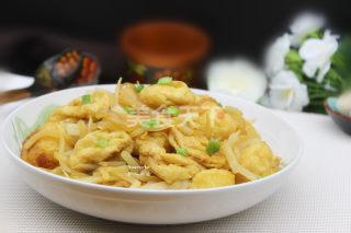 鮮甜黃貝豆腐蘿卜的手工制作(圖示教材)