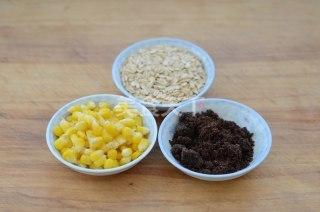 燕麦玉米米糊的手工自制方法(图集)