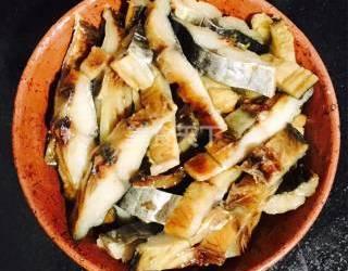手工自制蒸咸鲅魚的圖示教程